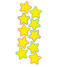 Yellow Stars Accents 30/pk, Set Of 6 Packs