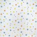 Nursery Cotton Fabric-Happy Stars