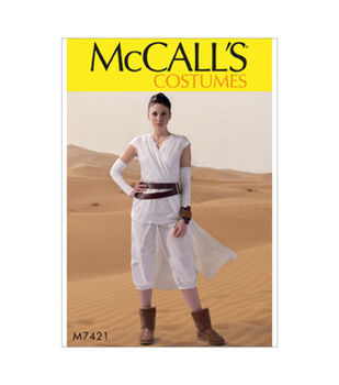 McCall's Pattern M7421 Misses' Costume-Size 8-10-12-14-16-18-20-22