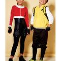 McCall\u0027s Pattern M7552 Kids\u0027 Trainer Costumes-Size 7-8-10-12-14