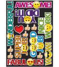 Emoji Rewards Die Cut Magnets 15/pk, Set Of 6 Packs