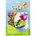 Perler Fun Fusion Fuse Bead Activity Kit-Pond Friends