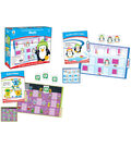 Carson Dellosa Education Math File Folder Game, Grade 1