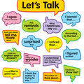 Conversation Starters: Bulletin Board Set