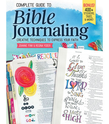 Fox Chapel Complete Guide To Bible Journaling Book
