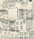 Genevieve Gorder Upholstery Fabric 54\u0027\u0027-Steam City Streets
