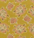 Home Decor 8\u0022x8\u0022 Fabric Swatch-Tommy Bahama Tranquil Turtles Nutmeg