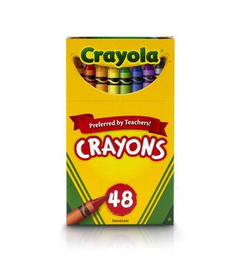 Crayola Crayons-48/Pkg