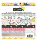 Crate Paper Maggie Holmes Bloom Pack of 36 6\u0027\u0027x6\u0027\u0027 Paper Pad