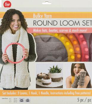 Boye Circular Bulky Loom Set