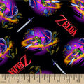 Zelda Cotton Fabric-Action Toss