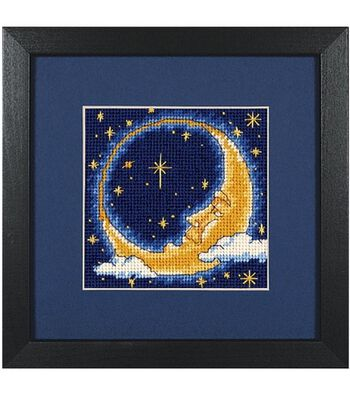Dimensions Needlepoint Kit Moon Dreamer