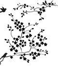 The Crafters Workshop 12\u0022x12\u0022 Templates-Cherry Blossoms