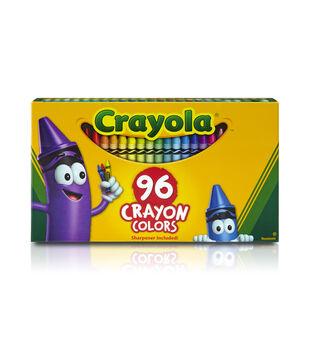 Crayola Big Box Of Crayons