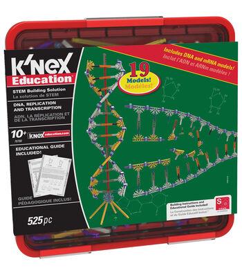 K'NEX Education Dan Replication & Transcription