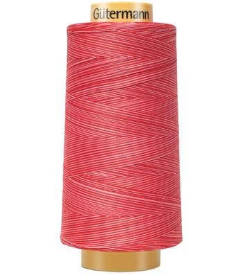 Gutermann Natural Cotton Thread Variegated 3281 Yds