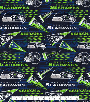 NFL Seattle Seahawks Retro Cotton