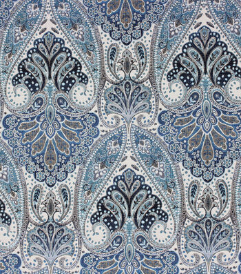 "Richloom Studio Multi-Purpose Decor Fabric 54""-Cheval Indigo"