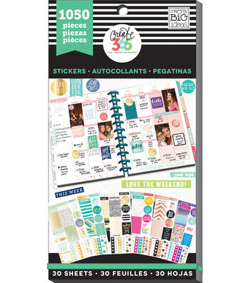 The Happy Planner Value Pack-Colorful Life