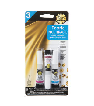 Aleene's Fabric Adhesive Assorted Multipack