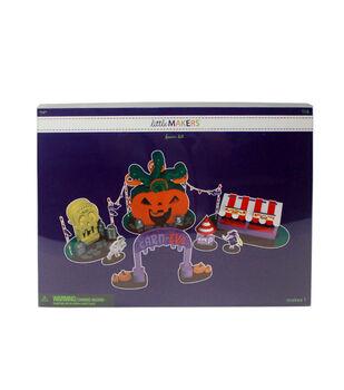 Little Makers Halloween 3D Foam Kit-Haunted Carn-Evil