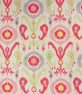 Home Essentials Lightweight Decor Fabric 45\u0022-Holiday Begonia