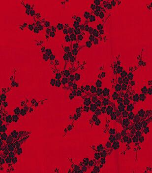 Brocades Fabric -Cherry Blossom