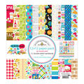 Doodlebug Double-Sided Paper Pack 12\u0022X12\u0022 12/Pkg-So Much Pun