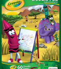 Crayola Doodle Pad 9\u0022X12\u0022-60 Sheets/Pkg