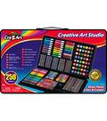 CraZart 250pc Creative Art Set