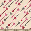 Arrows Print Fabric