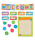 Tape It Up! Welcome Bulletin Board Set