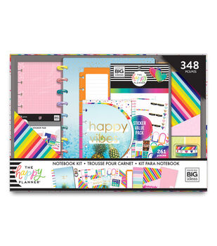 The Happy Planner Classic Notebook Kit-Brights