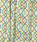 Home Essentials Primary Lightweight Decor Fabric 47\u0022-Multi Halston 100