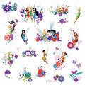 York Wallcoverings Peel & Stick Wall Decals-Disney Best Fairy Friends