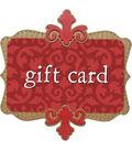 Karen Burniston 8 pk Dies-Gift Card Label
