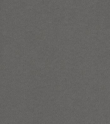 """Crypton Solid Fabric 54""""-Suede Fathom"""