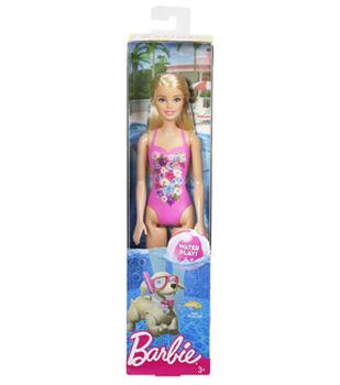 Barbie Water Play Blonde Beach Doll