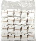 Plastic Floss Bobbins -Bulk-1,000/Pkg