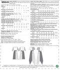 Mccall Pattern M6645 6-8-10-12--Mccall Pattern