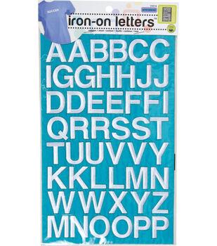 Dritz Alphabet Sheet White