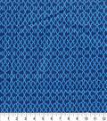 Keepsake Calico Cotton Fabric 44\u0022-Rappaport Lapis