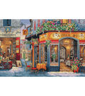 Dimensions Gold Collection Counted Cross Stitch Kit-European Bistro