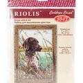 RIOLIS 7\u0027\u0027x10.75\u0027\u0027 Counted Cross Stitch Kit-Hunting