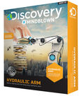 Toy Diy Robotic Arm With Hydraulic