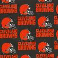 Cleveland Browns Cotton Fabric -Helmet Logo