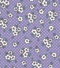 Snuggle Flannel Fabric -Gypsy Ditsy Floral