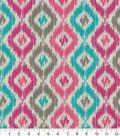 Home Essentials Lightweight Decor Fabric 45\u0027\u0027-Fresno Orchid