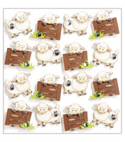 Jolee's Mini Repeats Stickers-Sheep, , hi-res