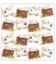 Jolee's Mini Repeats Stickers-Sheep, , hi-res